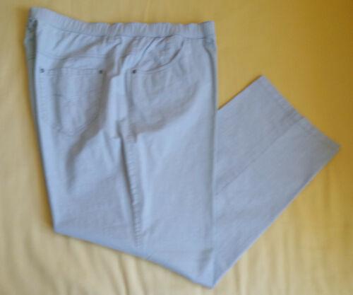 Stretchhose Jeans  Modell Betty  KjBrand Hellgrau