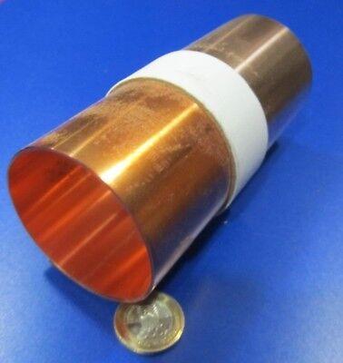 """260 Brass Flat Bar  .010/"""" Thick x 6.0/"""" Wide x 36/""""  Length"""