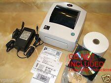 Zebra Thermal Label Printer LP 2844 LP2844 USPS eBay PayPal Shipping Labels
