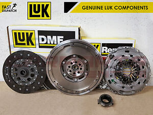 Pour-honda-civic-2-2-ctdi-genuine-luk-dual-mass-flywheel-clutch-kit-2006-2013-neuf