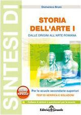 Sintesi di storia dell'arte 1 - Domenico Bruni - Libro Nuovo in offerta!