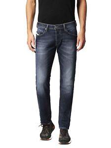 Diesel-Belther-084KW-Herren-Jeans-Hose-Regular-Slim-Straight