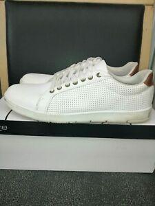Marque Gemo Basket de ville Tennis Chaussures Homme 42 Blanc Blanche Basse