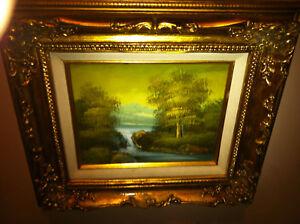 Amateur frame picture