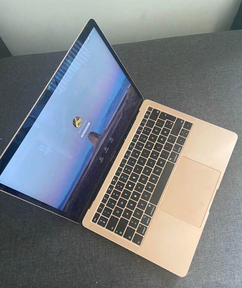 MacBook Air, 2018 , 1.6 GHz – dba.dk – Køb og Salg af Nyt og