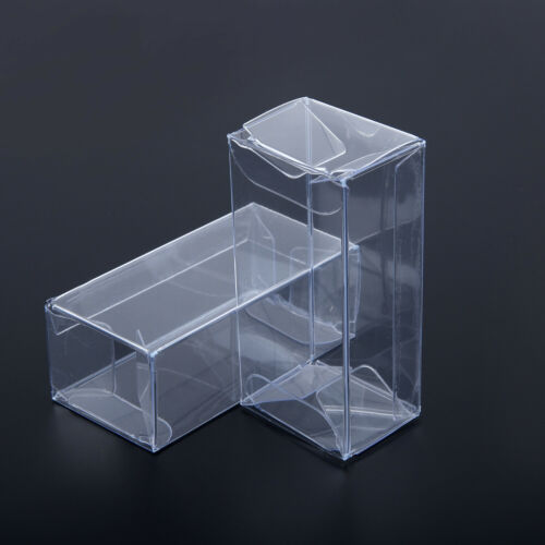 For 1:64 Model Car Toy Display Box Plastic Clear Storage Holder Clear Case