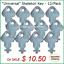 034-Universal-034-Skeleton-Key-for-Paper-Towel-amp-Toilet-Tissue-Dispensers-12-pk thumbnail 1