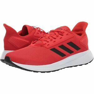 Adidas-Duramo-9-Mens-Running-Cloudfoam-Shoes-Red-Sz-13-F34492
