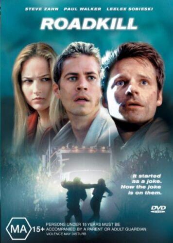 1 of 1 - Roadkill (DVD, 2006)*R4*Terrific Condition*Paul Walker