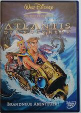 Disney DVD Atlantis - Die Rückkehr Brandneue Abenteuer incl. Extras