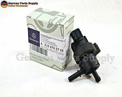 Fuel Tank Regeneration Purge Vent Valve for MERCEDES 212 470 27 93 2124702793