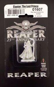 Dark Heaven Legends Reaper 01607 Elanter The Lost Prince unpainted