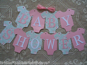 Bunting Baby Shower | Sorepointrecords