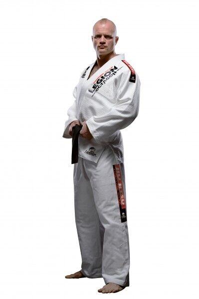 BJJ Anzug Legion Octagon. MMA. Grappling. Brazilian Jiu-Jitsu. Gi. Kimono.