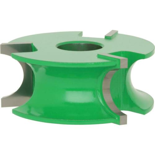 "Grizzly C2055 Shaper Cutter 3//4/"" Bead 3//4/"" Bore"