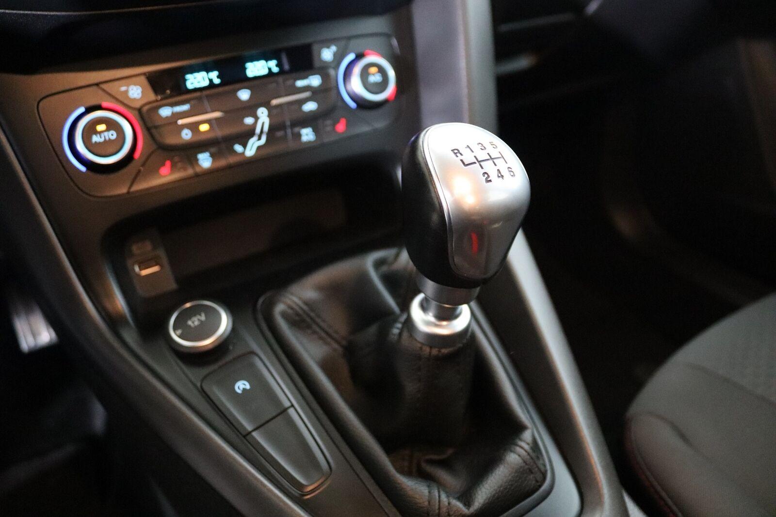 Ford Focus 1,5 TDCi 120 ST-Line stc. - billede 13