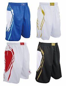 Swish-Men-039-s-Basketball-Sports-Athletic-Training-Running-Shorts-Pants-w-pockets