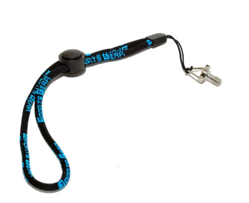 """Hand Wrist Strap Adjustable Lanyard /& 1//4/"""" Screw for all 1//4/"""" Threaded Devices"""