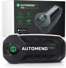 Automend Pro Obd2 Bluetooth Code Reader Car Diagnostic Tool For Ios Android