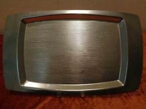 DDR-Aluminio-Diseno-Servir-Bandeja-Vintage-Alrededor-De-1970-38-5CM