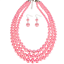 Charm-Fashion-Women-Jewelry-Pendant-Choker-Chunky-Statement-Chain-Bib-Necklace thumbnail 92