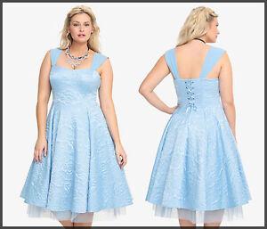 Cinderella Costume Ball Gown