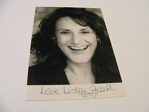 LESLEY-JOSEPH-Signed-Photo-Autograph-TV-Comedy-Actress-Birds-of-a-Feather