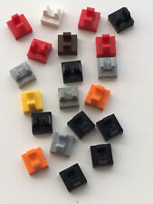 Select Colour FREE P/&P! LEGO 2555 1X1 Tile w Clip Pack Size