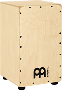 MEINL-Percussion-Woodcraft-Cajon-Birke-WC100B