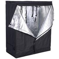 Indoor Grow Tent Room Reflective Mylar Hydroponic Non Toxic Hut 48x24x60