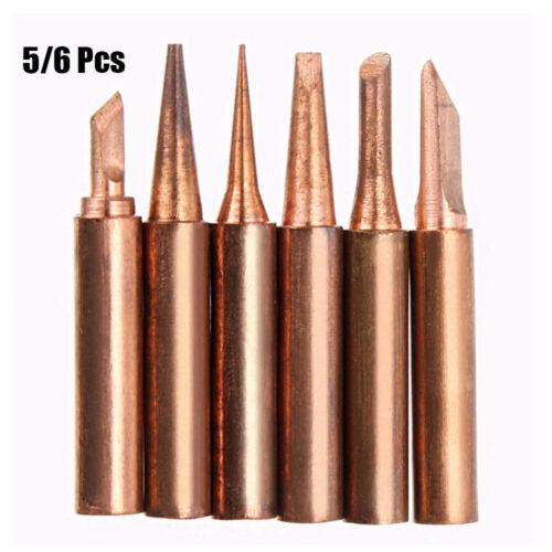 Tips Soldering Iron Tip Solder Rework Station Tools For 936//937//938//969//8586