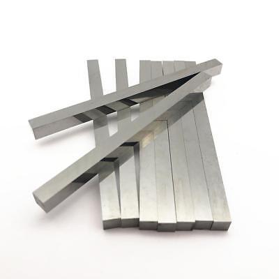 KLOT TUNGSTEN Extra Solid Carbide Round Rod 2mm-12mm X 100-150mm Lathe CNC Bar