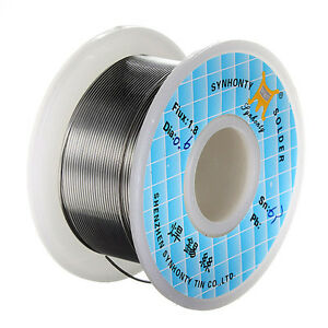 50g-Reel-0-6mm-63-37-Rosin-Core-Flux-Roll-Tin-Lead-Solder-Soldering-Wire-for-SMD