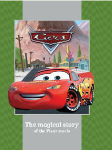 034-AS-NEW-034-Disney-Presents-A-Pixar-Film-034-Cars-034-The-Magical-Story-Of-The-Film-An