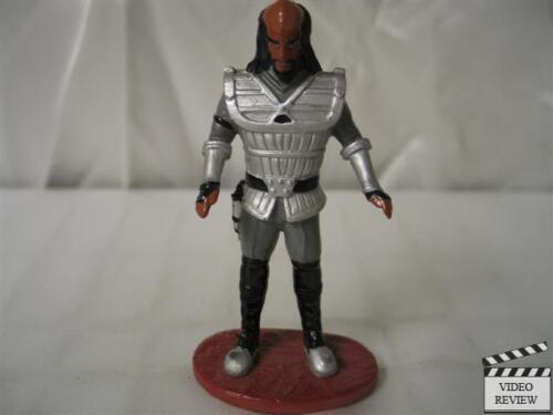 environ 10.80 cm Klingon Star Trek PVC Figure Hamilton 1992-4.25 in