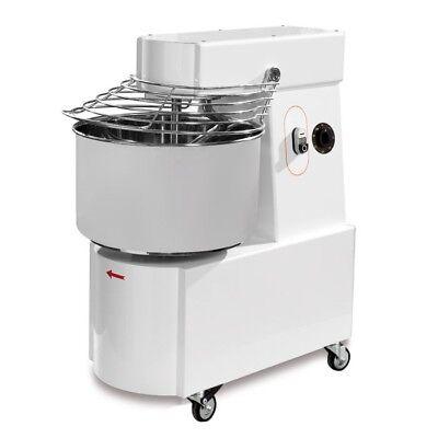 Teigknetmaschine Teigmaschine Aufklappbar 41 Liter Kessel 400V Gastlando