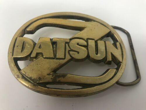 Vintage Datsun Z Belt Buckle - 1978
