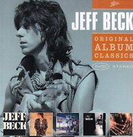 JEFF BECK 5CD NEW There And Back/Flash/Guitar Shop/Who Else!/You Had It Coming