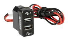 12//24V DOPPIA PRESA USB DAF LAMPA ORIGINAL-FIT