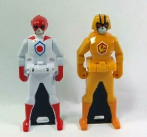 GEKIRANGER SET Japan BANDAI GOKAIGER Ranger Key GEKI-VIOLET /& JUJIN-MELE