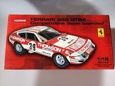 1:18 Ferrari 365 GTB4 Competizione #39 Kyosho 08164F