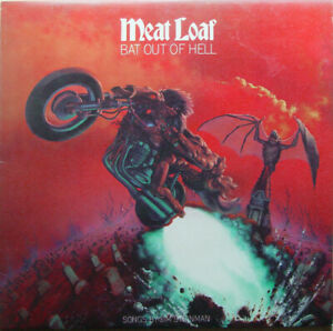 Meat Loaf - Bat Out Of Hell (LP, Album, RE) Near Mint (NM or M-)- 1445475553