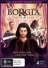 Borgia - Faith And Fear : Season 2 (DVD, 2015, 4-Disc Set)