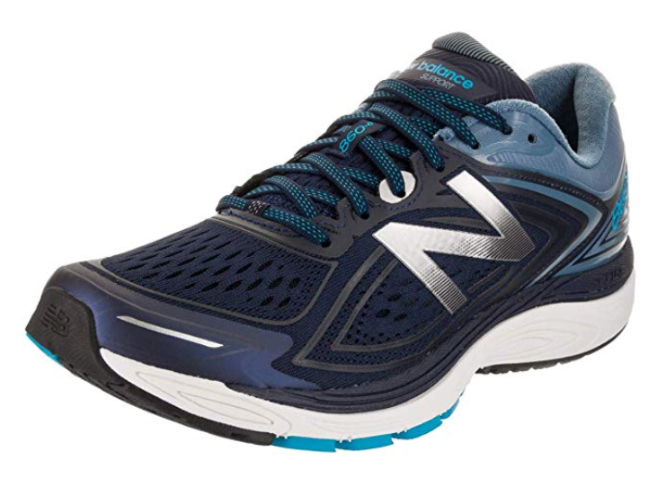New Balance 860 v8 Size US 11 M (D) EU 45 Men's Running shoes Dark bluee M860PP8