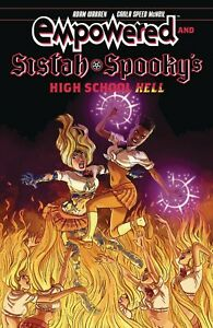 Empowered-Sistah-Spooky-039-s-High-School-Hell-GN-Adam-Warren-Carla-McNeil-New-NM