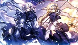 Details about [JP] Fate Grand Order F/GO Duo 5* Servants Accounts