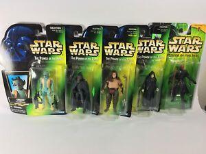 Star Wars Pouvoir de la force et Episode One Collection 11 Total Mib