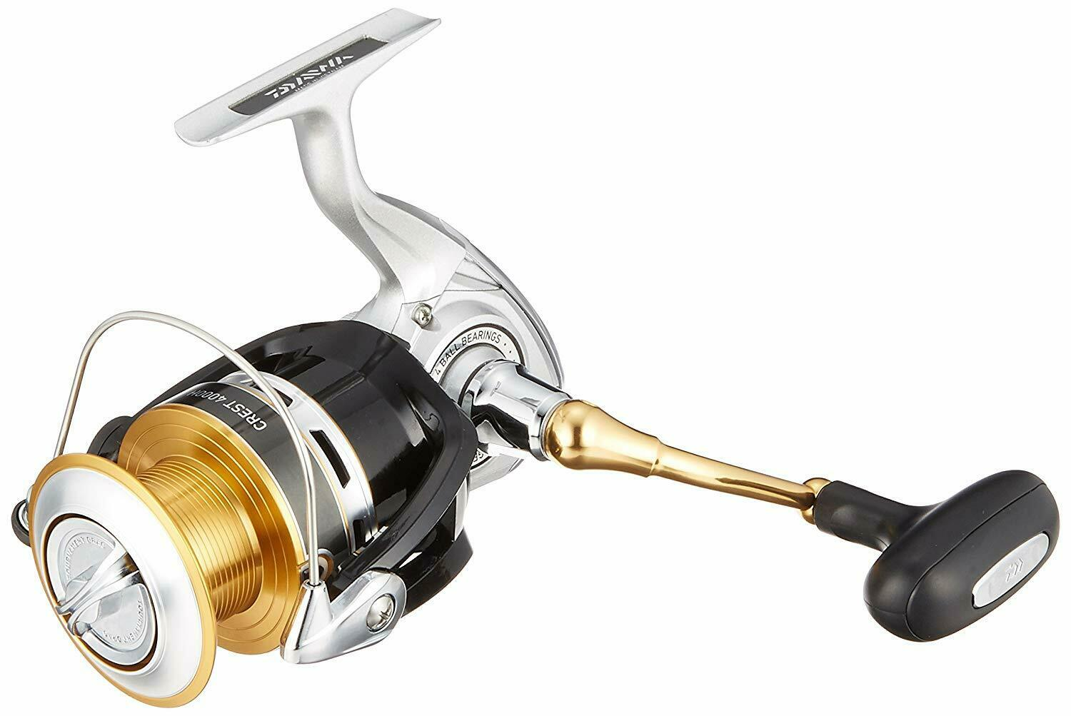 Daiwa Spinning Reel 16 CREST 4000H Fishing Tool New from Japan