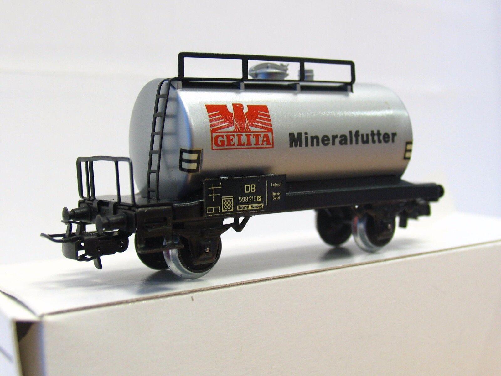 Märklin H0 4500 Kesselwagen Kesselwagen Kesselwagen Gelita Mineralfutter DB VP (TR8806) eb0798