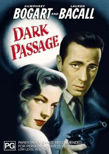 1 of 1 - Dark Passage (DVD, 2005)